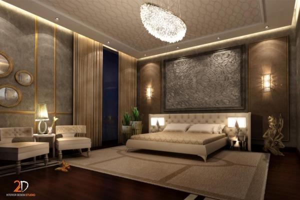 2 D Interior Jeddah Design Documentation Contract Documentation Construction Coordination